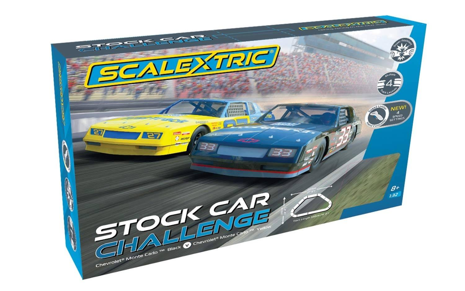 Stock Car Challenge Set