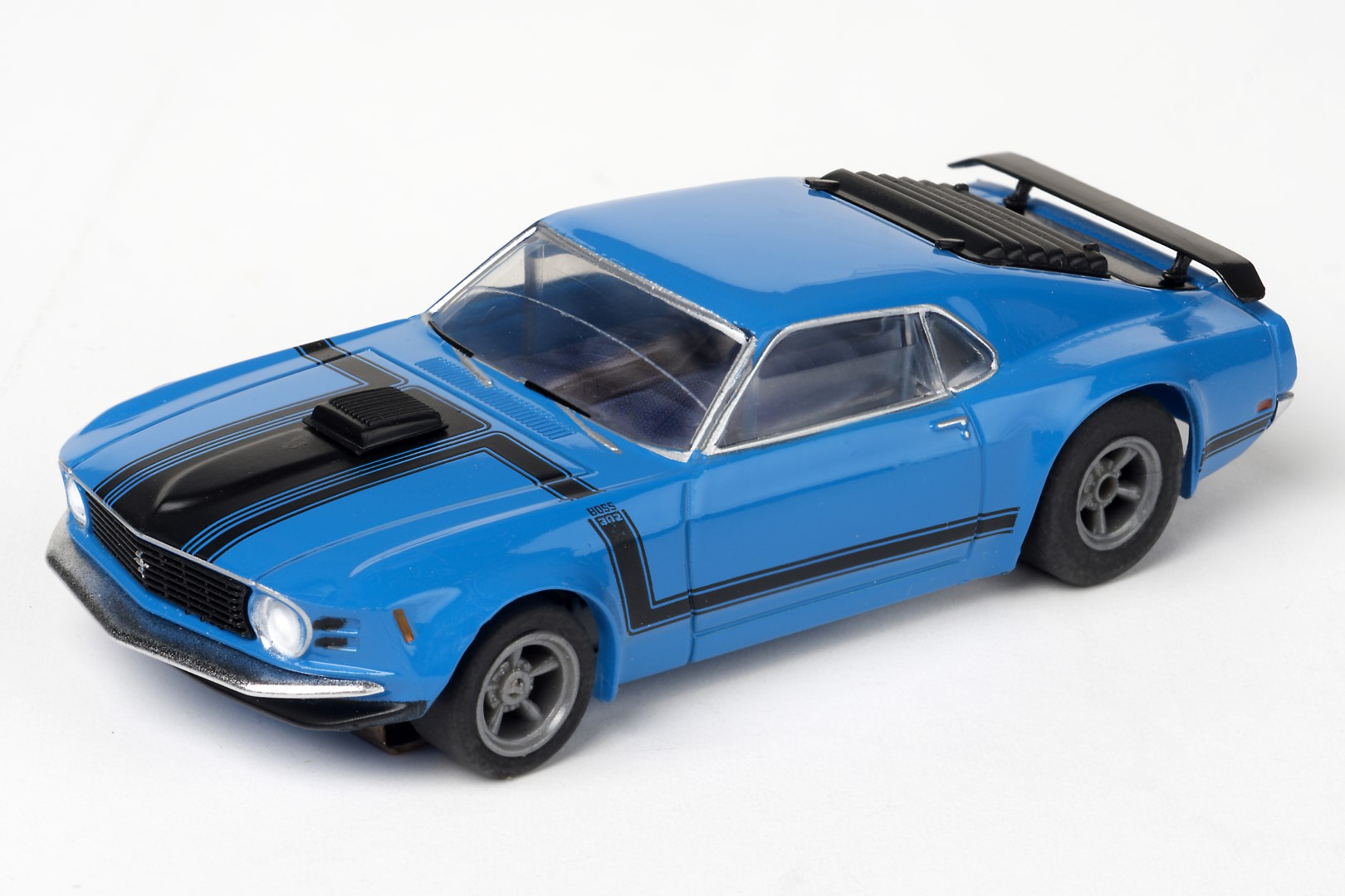 Mustang CLEAR – Boss 302 – Blue