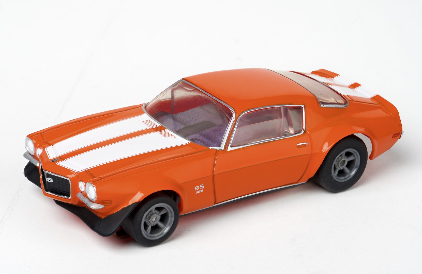Camaro CLEAR – SS396 – Orange