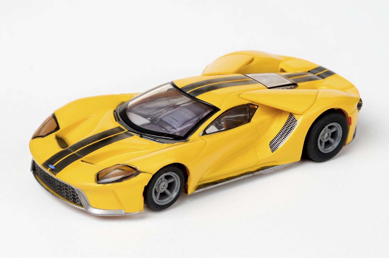 Ford GT – Triple Yellow