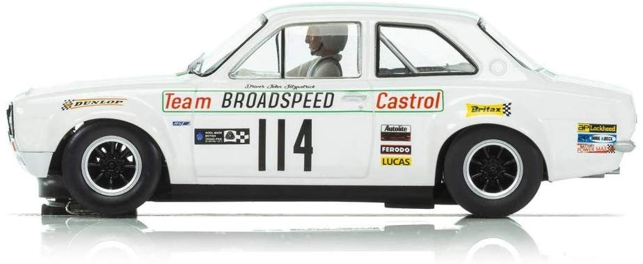 Ford Escort MK1- Brands Hatch 1971 Team Castrol