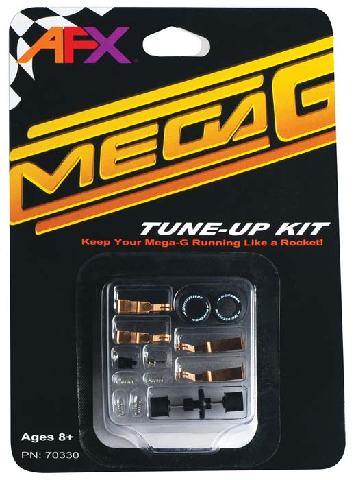 Mega-G Tune-Up Kit w/Long & Short PU Shoes