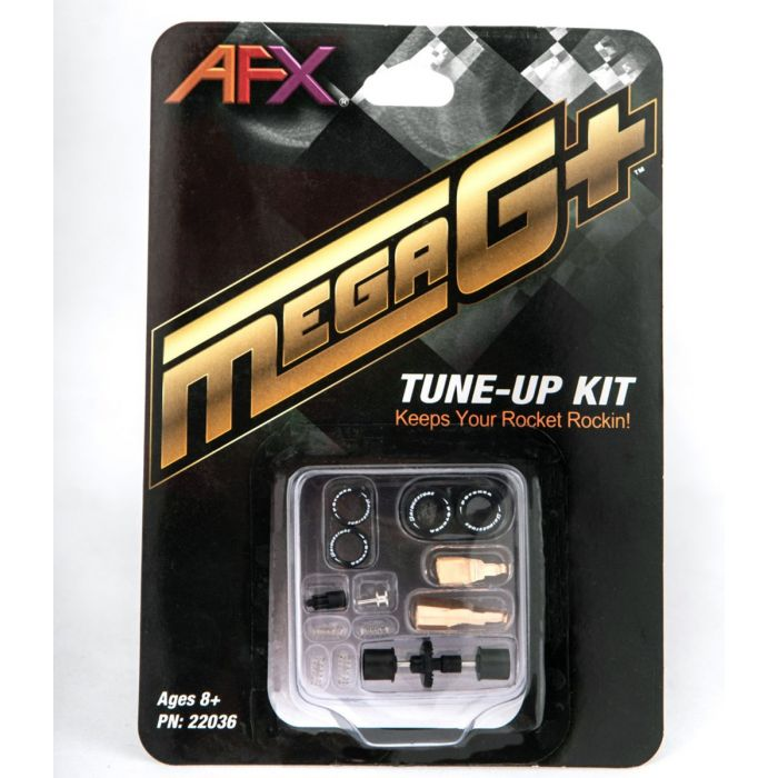 MegaG+ Tune Up Kit Front Rear Tires gears Mega G+ HO