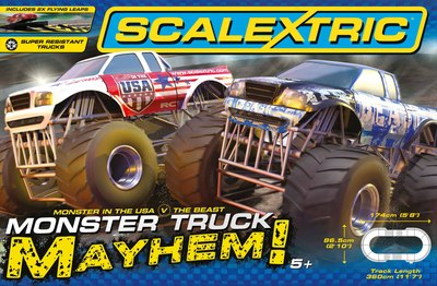 SPORT - Monster Truck Mayhem