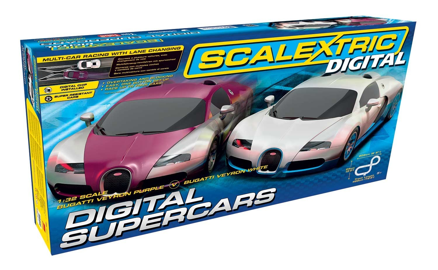 DIGITAL - Supercars Set