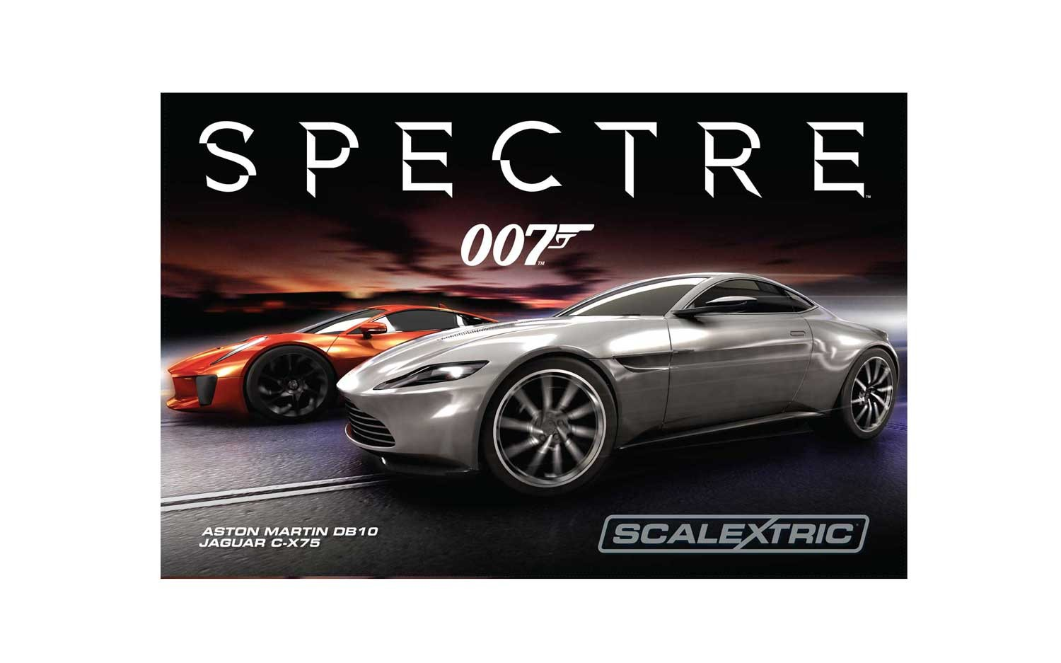 SPORT - James Bond - SPECTRE Set