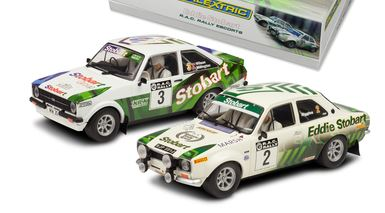 Eddie Stobart RAC Rally Limited Edition