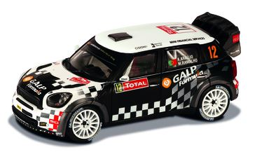 MINI Countryman Galp WRC