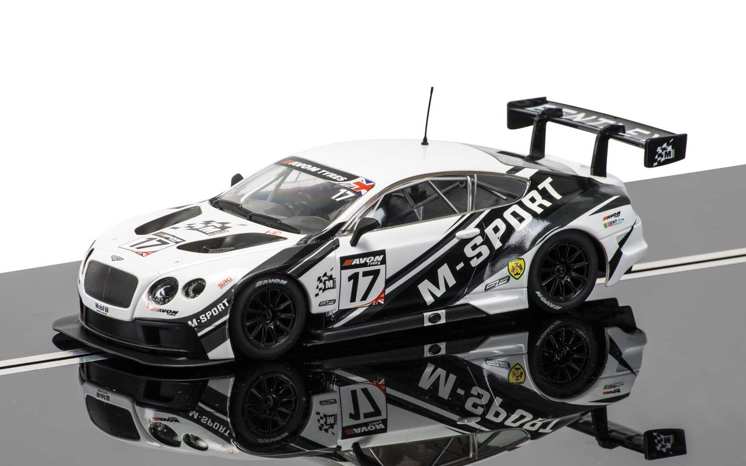 Bentley Continental GT3 - GT Pirelli World Challenge #17