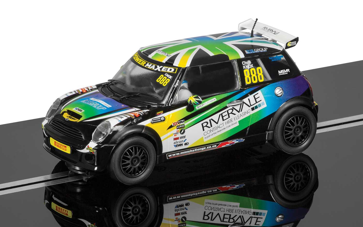 BMW MINI Cooper S - Chris Knox