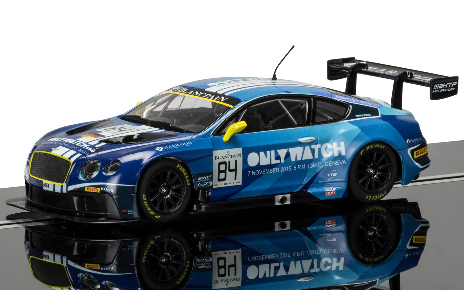 Bentley Continental GT3, Team HTP Blue