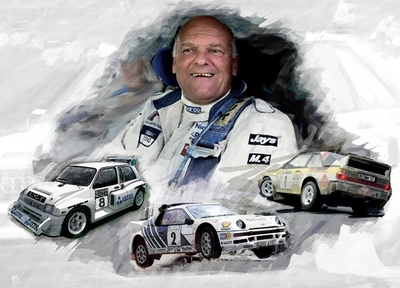 1980's Group B Rallly Legends Triple Pack*2013*