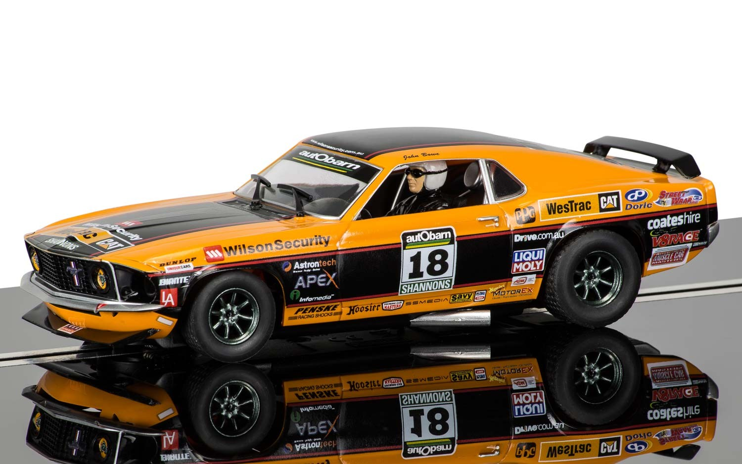 Ford Mustang Boss 302 1969 - 2011 Touring Car Masters Championsh