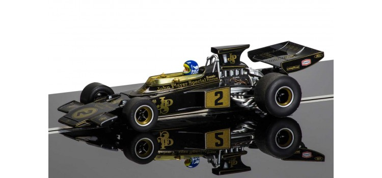Legends Team Lotus 72 (black/gold)