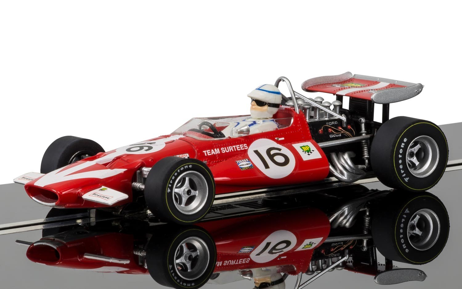 Legends McLaren M7C John Surtees, 1970 Dutch GP - Limited Editio