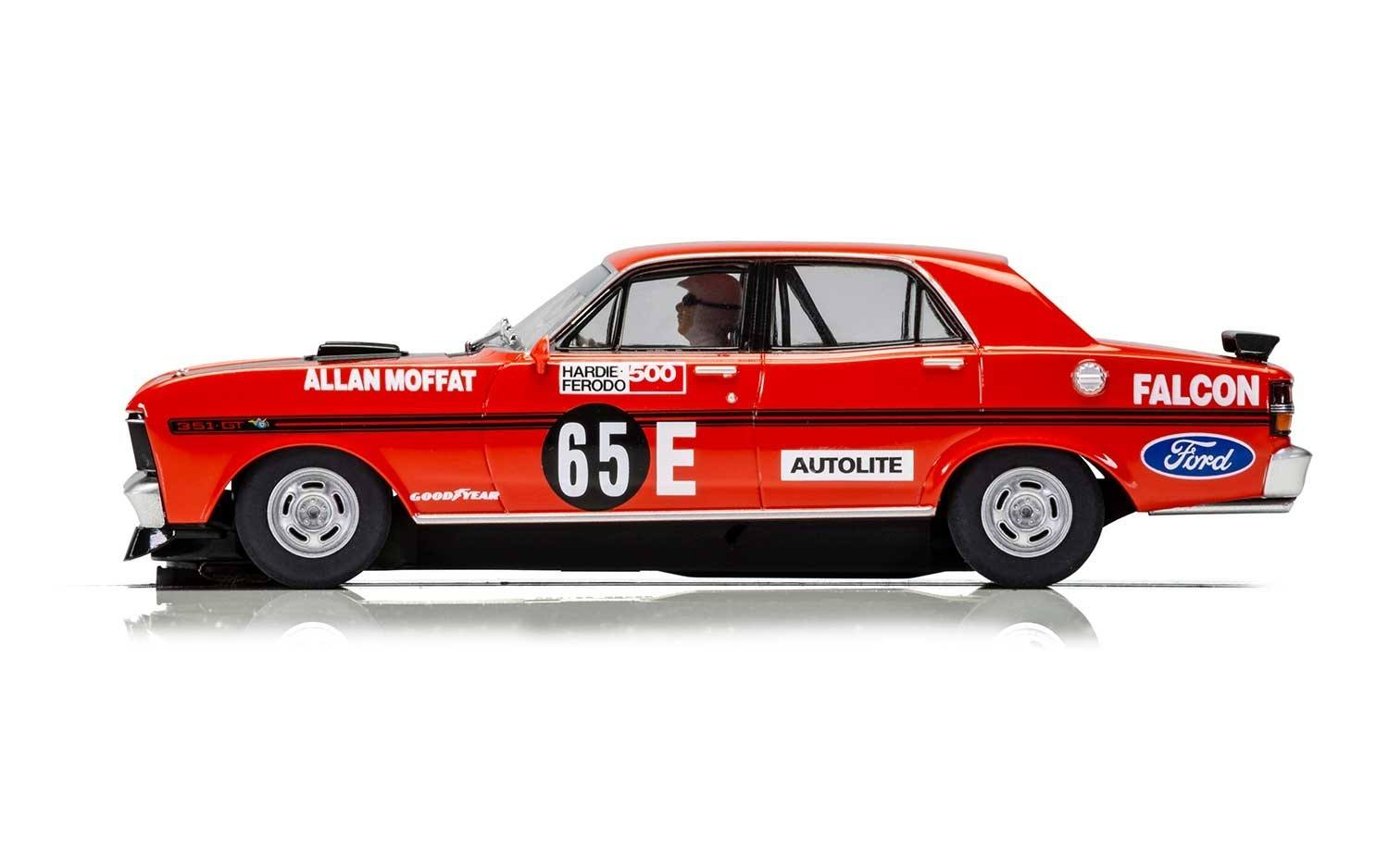 FORD XY FALCON - BATHURST 500 1971
