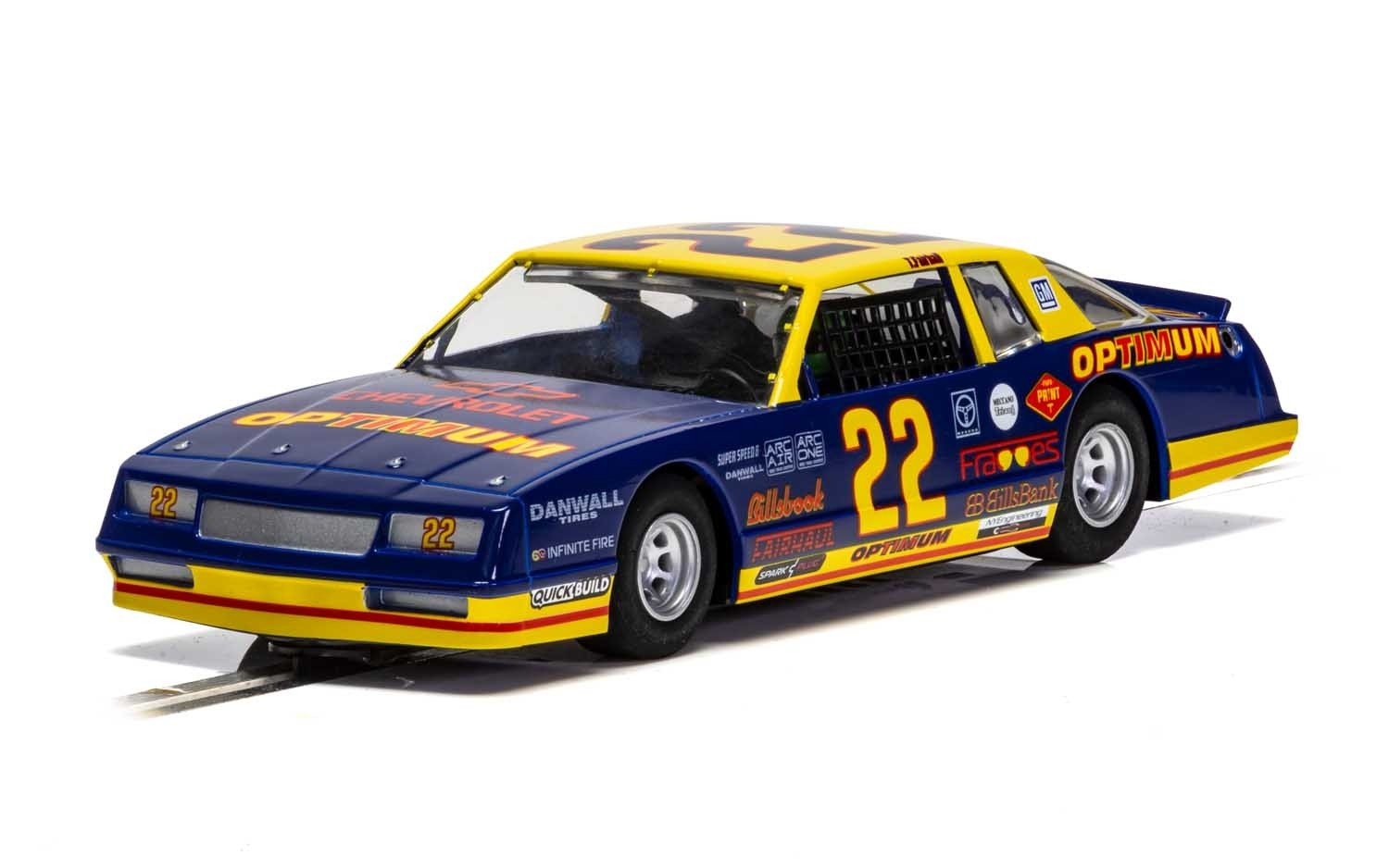 CHEVROLET MONTE CARLO 1986 - 'OPTIMUM' NO22