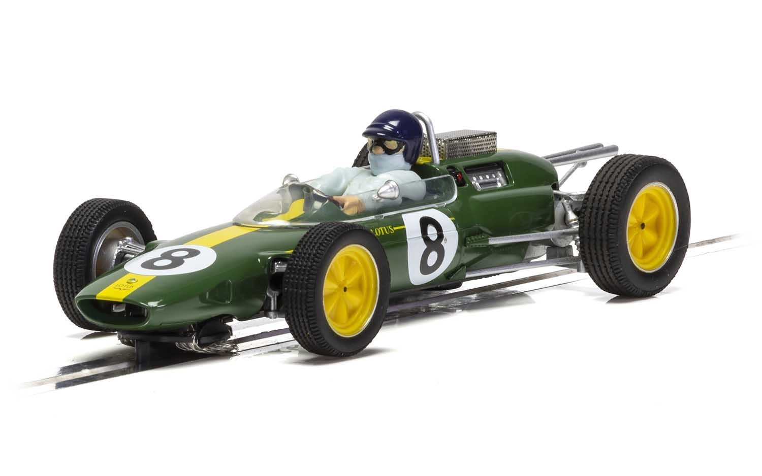 LOTUS 25, JIM CLARK MONZA 1963 FIRST WORLD CHAMPIONSHIP