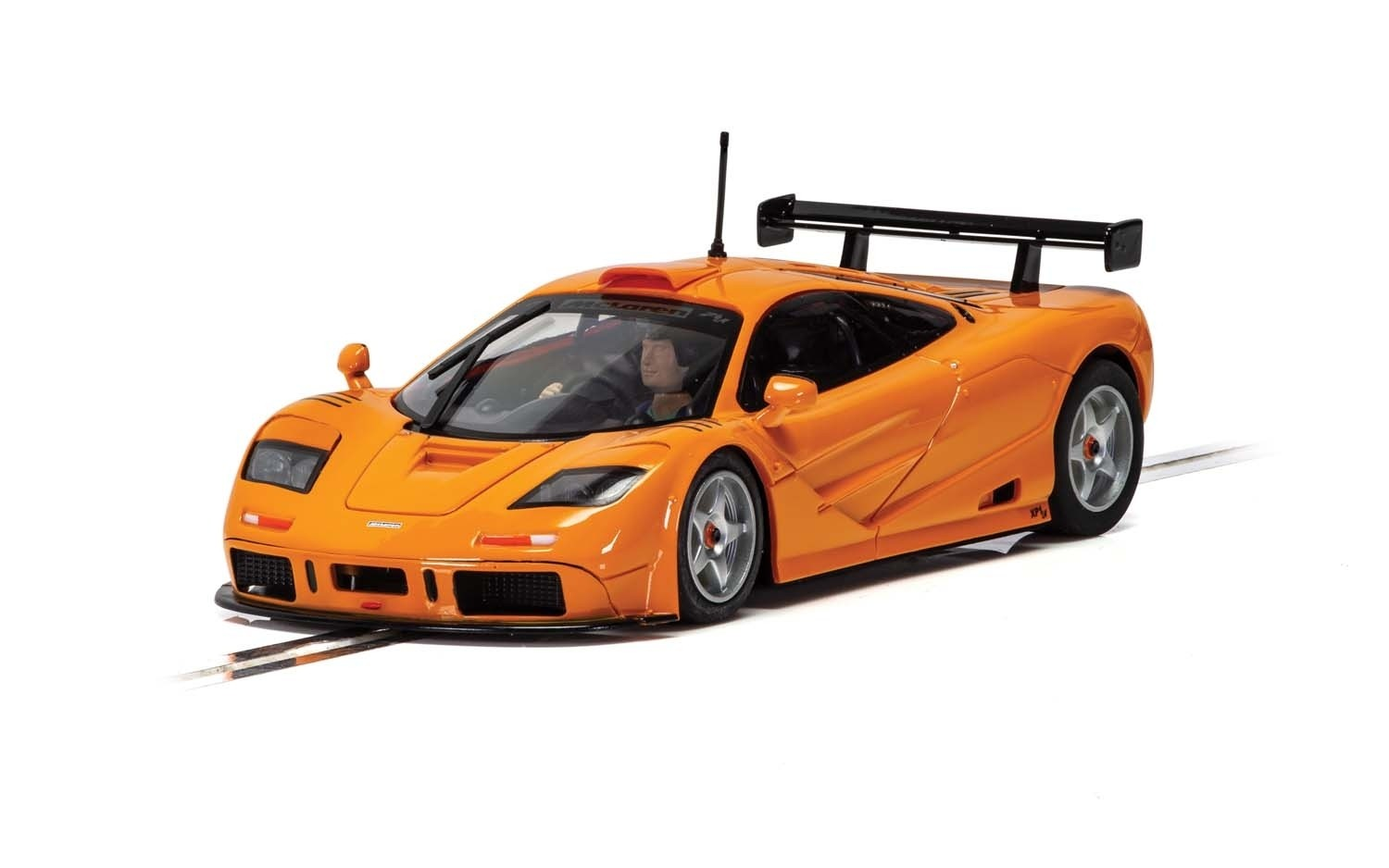 MCLAREN F1 GTR - PAPAYA ORANGE