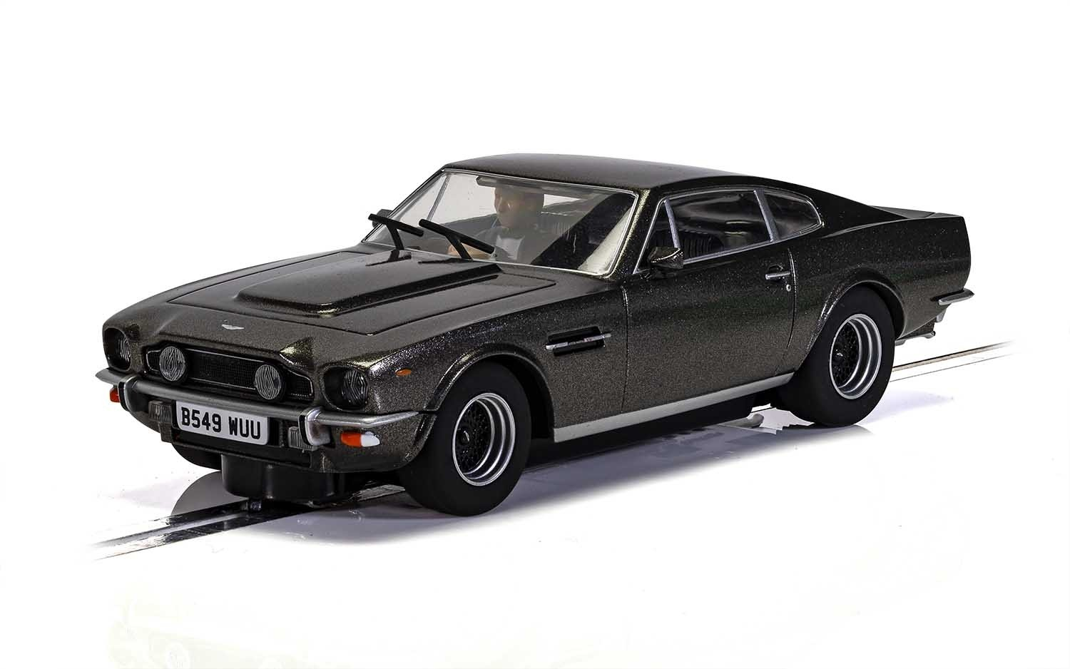 JAMES BOND ASTON MARTIN V8 'NO TIME TO DIE'